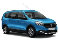 Дворники Dacia Lodgy Минивэн Stepway
