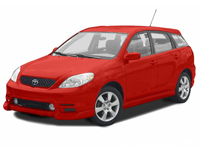 Дворники Toyota Matrix Хетчбэк [E130]